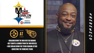 The Mike Tomlin Show: Week 7 at Tennessee Titans