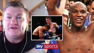 Ricky Hatton says he would have BEAT Floyd Mayweather on the night he beat Kostya Tszyu