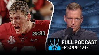 Ask Me Anything: 2021 Draft QBs | Chris Simms Unbuttoned (Ep. 247 FULL)