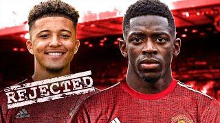 Manchester United Target Ousmane Dembele After €100M Jadon Sancho Bid Rejected! | Transfer Talk