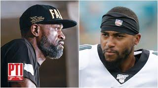 PTI reacts to Stephen Jackson defending DeSean Jackson's comments despite apology
