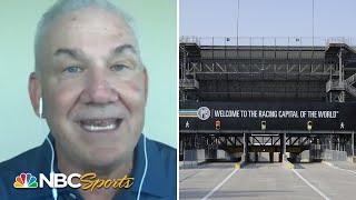 Countdown to Crossover: NASCAR, IndyCar will see 'tremendous racing' at Indy | Motorsports on NBC