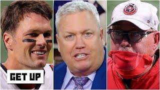 Rex Ryan to Bruce Arians: You have Tom Brady, act like it! | Get Up