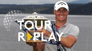 Final Day Broadcast | Noren the king of Castle Stuart at 2016 Scottish Open | Tour Replay