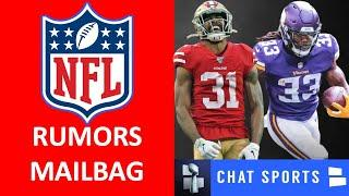 NFL Rumors Mailbag: Trade Rumors On Chris Jones, Dalvin Cook, Raheem Mostert, Free Agency News 2020