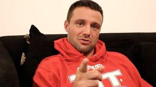 JOSH TAYLOR REACTS TO ANDRE WARD'S HARSH CRITICISM / TALKS RAMIREZ-CATTERALL WBO ORDER & KHONGSONG