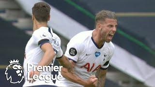 Toby Alderweireld completes Spurs' comeback against Arsenal | Premier League | NBC Sports