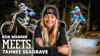 The Real Life Of A Pro Mountain Biker: Tahnée Seagrave