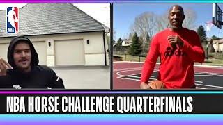 NBA HORSE Competition- Trae Young vs. Chauncey Billups