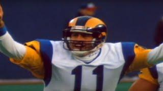 Rams 1989 Season, A Fight to the Finish   LA Rams Yearbook