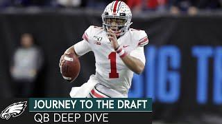 2021 NFL Draft Quarterback Deep Dive | Journey to the Draft