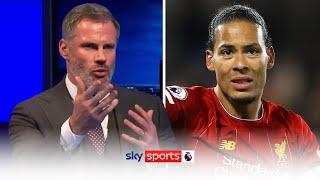 Jamie Carragher analyses how Liverpool are coping without Virgil Van Dijk | MNF