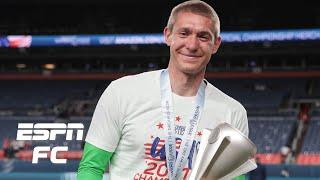 Ethan Horvath describes epic penalty save in USMNT's Nations League final win vs. Mexico   ESPN FC