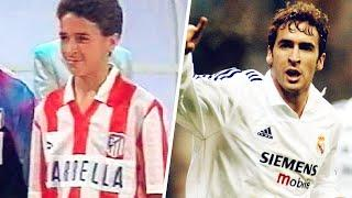10 players who used to be fans of rival clubs when they were kids | Oh My Goal