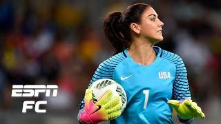 Solo left out of U.S. Soccer Hall of Fame: SOMETHING IS WRONG with that system - Foudy | ESPN FC