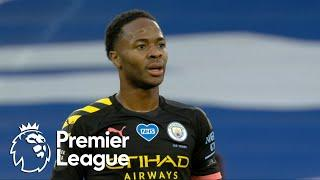 Raheem Sterling strikes to put Manchester City ahead of Brighton | Premier League | NBC Sports