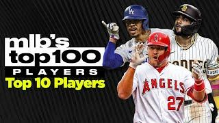 The Top 10 Players in MLB (Mike Trout, Mookie Betts, Fernando Tatis Jr., etc.) | Top 100 Countdown