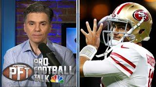 Injuries forcing 49ers to prepare for future | Pro Football Talk | NBC Sports