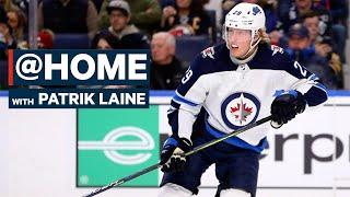 Patrik Laine On Quarantining In Finland & Reflecting On His Career So Far | @Home