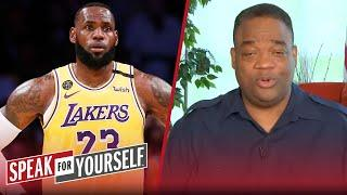 'The Last Dance' has ended the Michael Jordan vs LeBron debate — Whitlock | NBA | SPEAK FOR YOURSELF