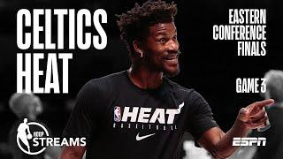 Are Butler and the Heat NBA Finals bound? | Hoop Streams Eastern Conference Finals Game 3 Preview