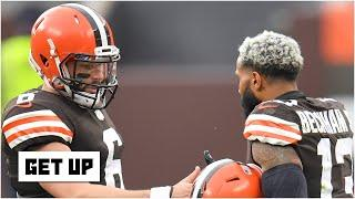 How the Browns' offense will change without Odell Beckham Jr. | Get Up