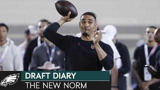 Eagles Draft Diary 2020: Adapting to a New Norm (Ep. 2) | Philadelphia Eagles