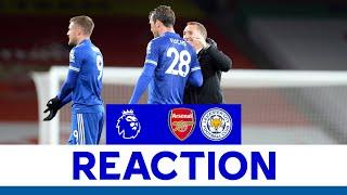 'We Stuck To Our Plan' - Brendan Rodgers | Arsenal 0 Leicester City 1 | 2020/21