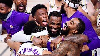 LeBron James, Anthony Davis & The Unstoppable Lakers: Who In the Western Conference Can Beat Them?
