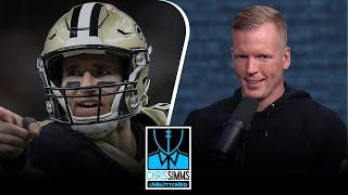 Chris Simms' Top 40 QB Countdown: Drew Brees comes in at #16 | Chris Simms Unbuttoned | NBC Sports