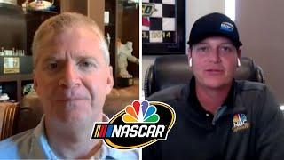 Why Ryan Blaney is one to watch; Will Jimmie Johnson ever win again? | Motorsports on NBC