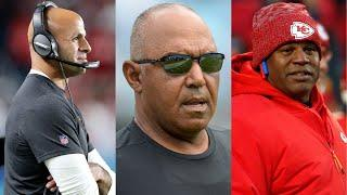 Breaking Down Eric Bieniemy, Marvin Lewis And Robert Saleh | New York Jets Head Coach Search | NFL