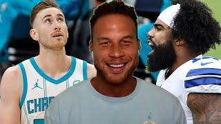Blake Griffin, Zeke Elliot & Gordon Hayward: Which Athletes Are Paid Entirely Too Much?