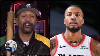 Jalen Rose on why Damian Lillard isn't starting in the 2021 NBA All-Star Game | Jalen & Jacoby