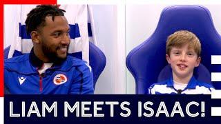 Liam meets Isaac | EFL Community Day of Action