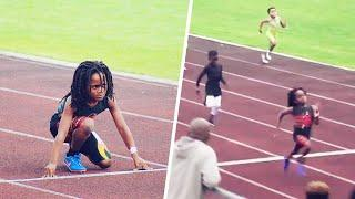The fastest kid on earth | Oh My Goal