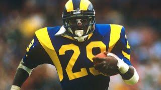 Rams Shut Out Cowboys in 1985 NFC Divisional Round   LA Rams Yearbook