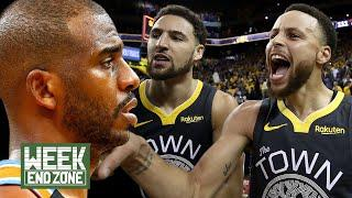 GS Warriors ALMOST Traded Steph Curry & Klay Thompson For Chris Paul! | WEZ