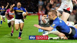The BIGGEST Super League Moments of All-time!  | Rugby League