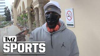 Dez Bryant Says He's For Sure A Hall of Famer, 'Nobody Put Up TDs The Way I Put Up' | TMZ Sports
