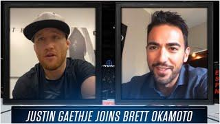 Justin Gaethje says the only fight he wants next is against Khabib Nurmagomedov | MMA on ESPN