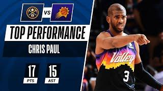 CP3 Dishes 15 DIMES & ZERO Turnovers in Resounding Game 2 Win!
