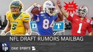 2021 NFL Draft Rumors: Kyle Pitts, Trey Lance + Ryan Day & Justin Fields to Jaguars? | Mailbag