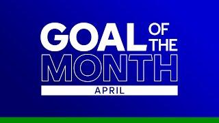 Goal Of The Month | April 2021 | Leicester City