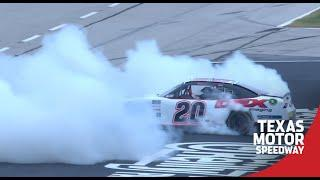 Wrecks and a late-corner win, highlights from Xfinity Series race at Texas Motor Speedway | NASCAR