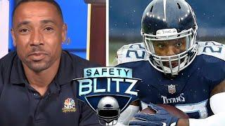 NFL Week 6: '5 best things' with Rodney Harrison, Jac Collinsworth | Safety Blitz | NBC Sports
