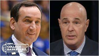 Duke could play in NCAA men's hoops tournament if selected | College Basketball Live
