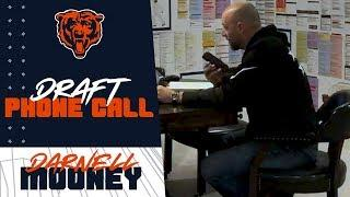 Behind the Scenes | Darnell Mooney gets the call | Chicago Bears