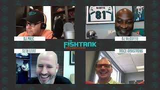 Former Miami Dolphins DE Trace Armstrong Joins The Fish Tank   Miami Dolphins