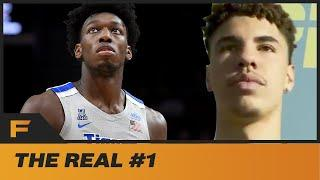 James Wiseman: The Real #1 Overall Pick For 2020 NBA Draft Over LaMelo Ball?